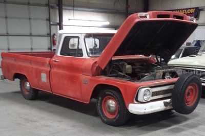 1966 Chevy pickup